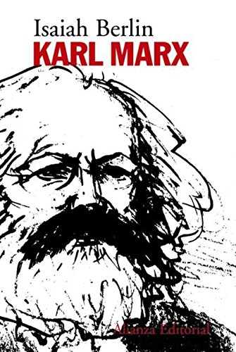 Karl Marx (Alianza Ensayo) por Isaiah Berlin