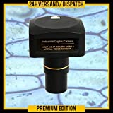 Digitale Mikroskopkamera Mikroskop Kamera USB-Kamera (14.0 MP) Linux Android LapView Apple/IOS OSX MC Okular Forschung & Lehre Labor MCF-FBA