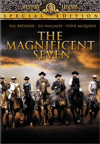 The Magnificent Seven (Special Edition) by Yul Brynner