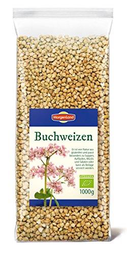 MorgenLand Bio Buchweizen, 3er Pack (3 x 1 kg)