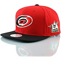 e04871c374987 Mitchell   Ness Carolina Hurricanes 2017 NHL All-Star Game Snapback Cap