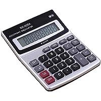 Skitic Funzione Standard Calcolatrice da Tavolo a 8 Cifre Handheld Electronic Calculator per Casa, Ufficio, Scuola (1 pacchetto)