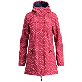 Blutsgeschwister Wild Weather Long Softshell-Anorak - S