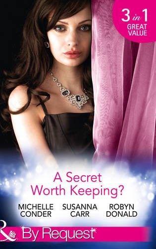 book cover of A Secret Worth Keeping?