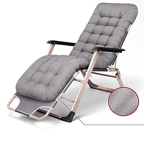 Klappstühlen Klappbett Lunch Break Portable Office Klappbett Home Einstellbare Lazy Folding Bett Klappstühle ( Farbe : 2* )