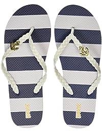 Lavie Women's Nautical Flip-Flops