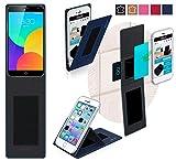 Meizu MX4 Pro Hülle in blau - innovative 4 in 1