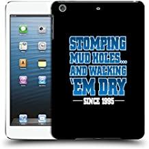 Official WWE Stomping Mudholes Steve Austin Hard Back Case for Apple iPad mini 1 / 2 / 3