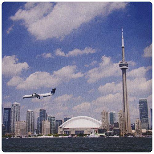 Kanada, Tower Cn (3drose Skyline CN Tower Toronto Ontario Kanada CN08cmi0057Cindy Miller Hopkins Mauspad (MP _ 135356_ 1))