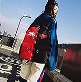 SEBAS Home Persönlichkeit Rucksäcke Creative High School Student Schultasche Umhängetasche Outdoor Freizeit Rucksack