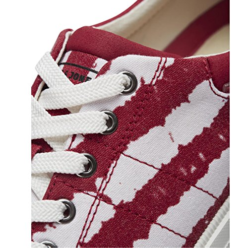 JACK & JONES, Sneaker uomo # Rot