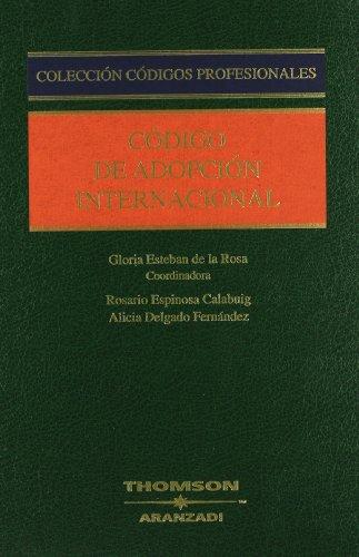 Código de Adopción Internacional (Código Profesional)
