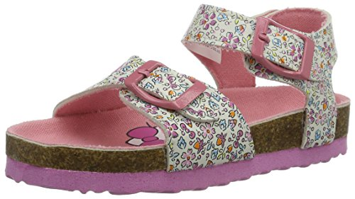 Hello Kitty HK Jaele, con Cinturino alla Caviglia Bambina, Rosa (Pink), 30 EU