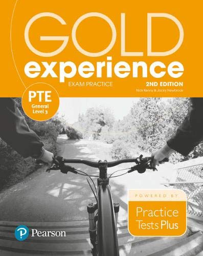 Gold Experience 2nd Edition Exam Practice: Pearson Tests of English General Level 3 (B2)