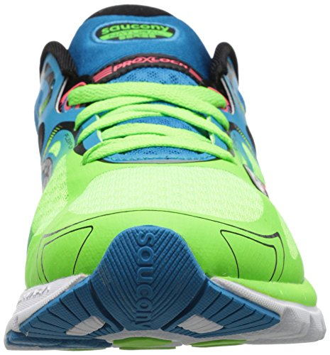 Saucony KINVARA 6 BLUE/CITRON/GREY