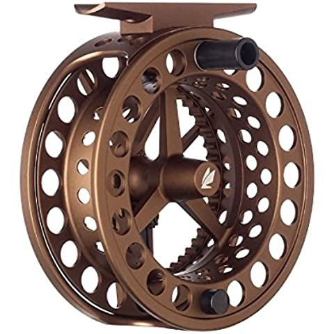 Sage Click Series Fly Reel Bronze, 1/2 Weight