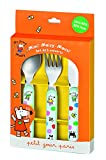 Maisy Toddler 3 Piece Cutlery Set