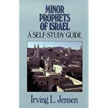 Minor Propets of Israel PB (Bible Self Study Guides)