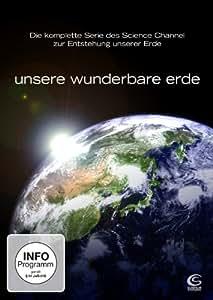 Unsere wunderbare Erde [2 DVDs]