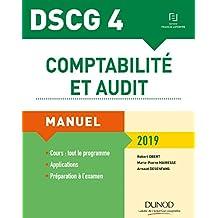 DSCG 4 - Comptabilité et audit 2019 : Manuel (Expert Sup)