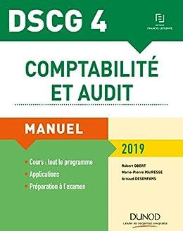 Ebooks DSCG 4 - Comptabilité et audit 2019 : Manuel (Expert Sup) Descargar PDF