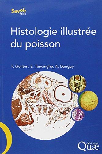 Histologie illustrée du poisson