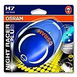 OSRAM NIGHT RACER Plus H7, Scheinwerferlampe, Motorrad, 64210NRP-01B, 1er Blister - vom Hersteller eingestellt