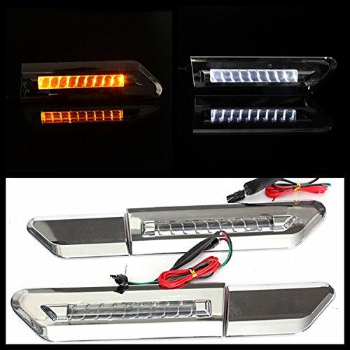 Preisvergleich Produktbild Yongse LED Tagfahrlicht Fender Side Blinker für BMW M3 M6 X5M X6M M4