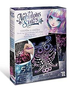 Nebulous Stars TT11014 - Arte para arañazos y bocetos