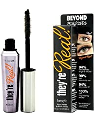 aa6ad4bedda BENEFIT COSMETICS they're real! lengthening beyond mascara FULL SIZE 8.5 g  Net wt