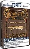 Jumanji - Boitier métal - Collection Topito - Combo BD + DVD [Blu-ray] [Blu-ray + DVD - Édition boîtier métal FuturePak]