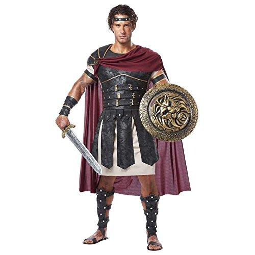 Kostüm Gladiator römischen Größe (Kostüm Gladiateur)