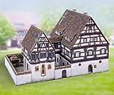 "Aue-Verlag 30 x 19 x 19 cm, motivo: medievale in ospedale Blaubeuren ""Model Kit"