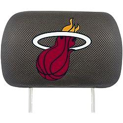 Fanmats cabeza resto de Miami Heat de la NBA de poliéster