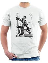 Richard Mann Official Photography - Adam Ant Prince Charming On A Ship Men's T-Shirt