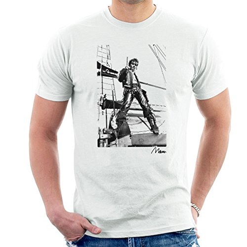 Charming Shirt Prince (Richard Mann Official Photography - Adam Ant Prince Charming On A Ship Men's T-Shirt)