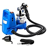 Best Home Paint Sprayers - Costway 650W Electric Paint Sprayer System Zoom Spray Review