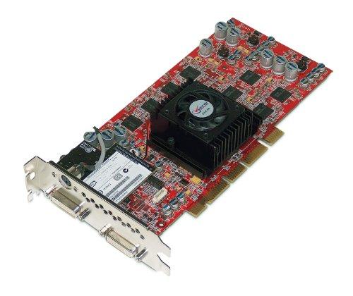 HP ATI Fire GL X1(AGP)-Grafikkarte -
