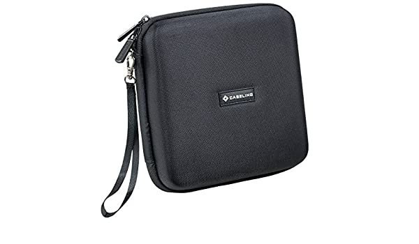 pioneer bdr xd05b. caseling portable hard carrying travel storage case for external usb, dvd, cd, blu-ray rewriter / writer and optical drives - black: amazon.in: electronics pioneer bdr xd05b