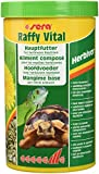 sera 01834 raffy Vital 1000 ml - Schmackhafte Kräutervielfalt für
