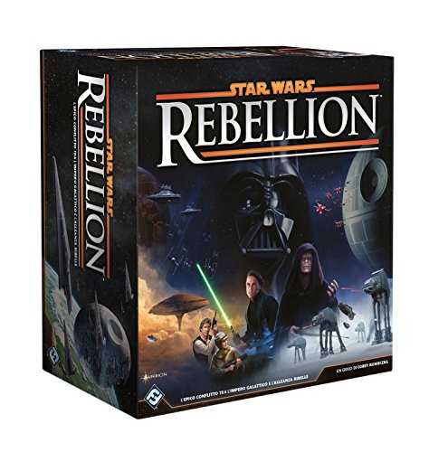 Asterion 9090 - Juegos Star Wars Rebellion