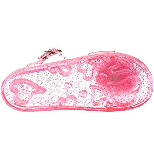 Lelli Kelly , Sandales pour fille rose rose Rose