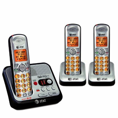 At&T EL52300 Cordless Landline Phone (White)