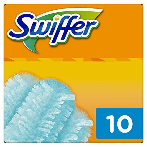 Swiffer - 10 Recharges pour Plumeau Attrape-Poussière Duster - lot de 6