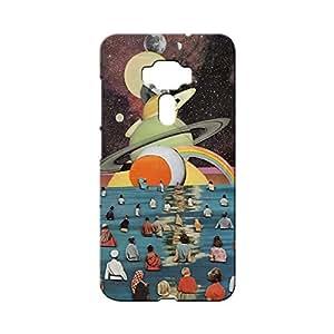 G-STAR Designer Printed Back case cover for Asus Zenfone 3 (ZE520KL) 5.2 Inch - G7426