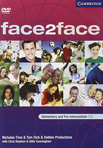 face2face Elementary and Pre-intermediate DVD
