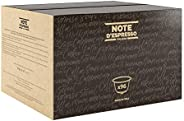 Note d'Espresso Amabile Coffee Capsules Exclusively Compatible with Nescafé* and Dolce Gusto* capsule machines 7g x 96 Capsu