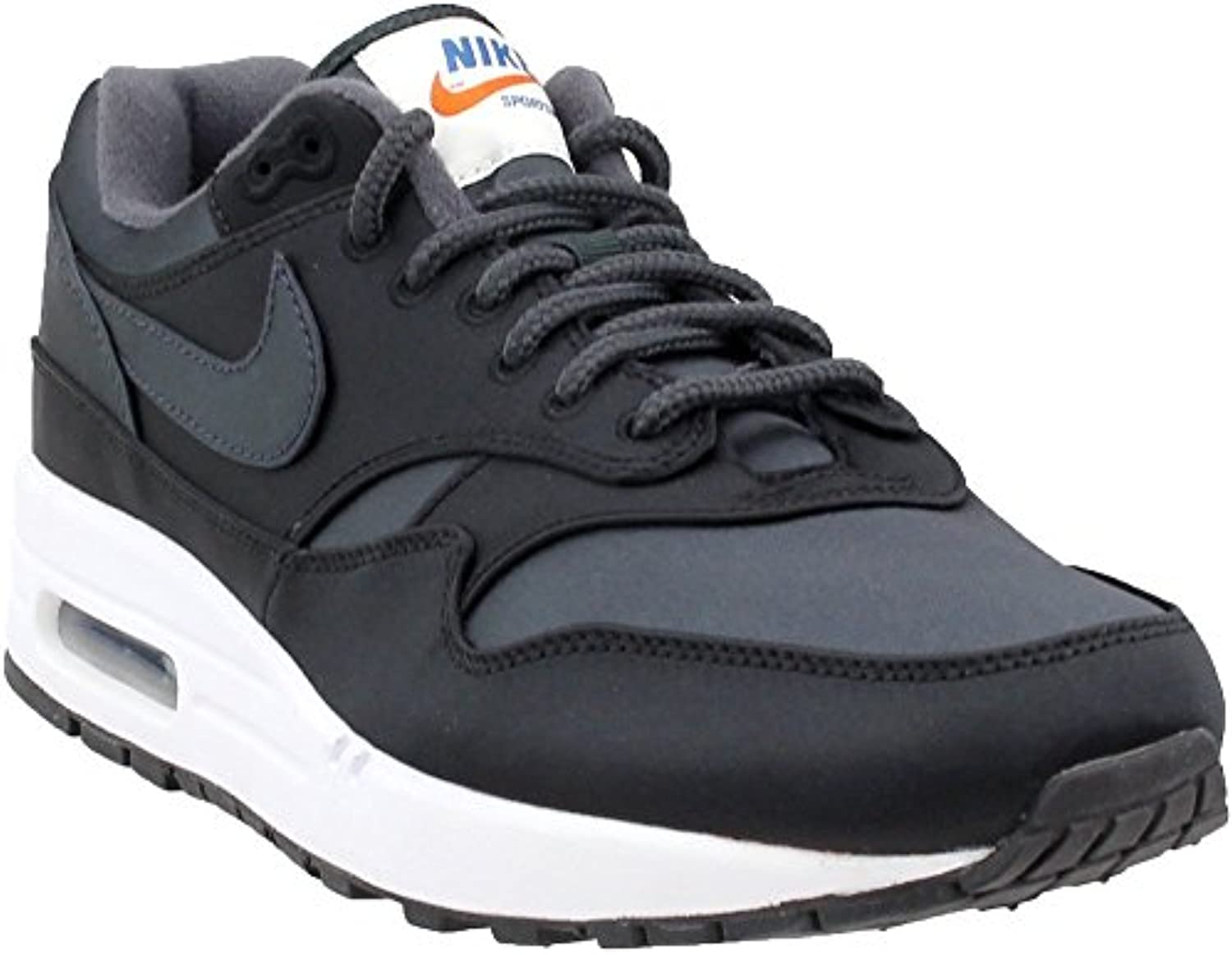 Zapatillas Nike – Air Max 1 Se Negro/Carbón/Blanco Talla: 40,5 -