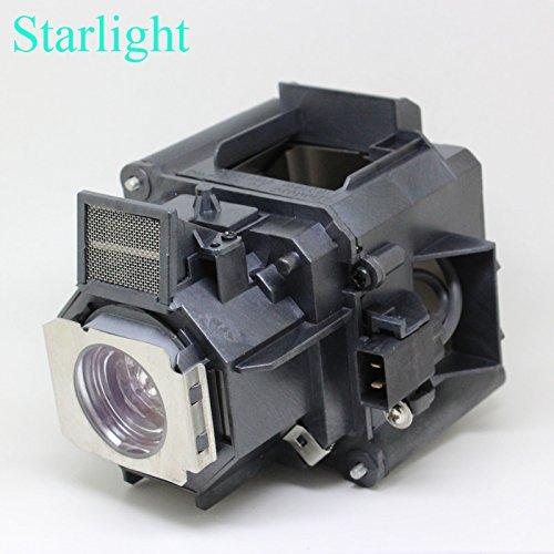 V13H010L62ELPLP62per Epson eb-g5450wu eb-g5500eb-g5600H346A H351A Powerlite 4100proiettore compatibile lampadina lampada con custodia