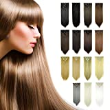 Best Synthetic Hairs - FESHFEN 24Inch 7Pcs 16Clips Full Head Clip in Review